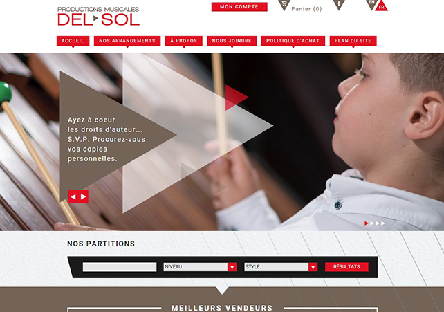 Productions Musicales Del Sol