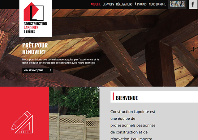 Construction Lapointe