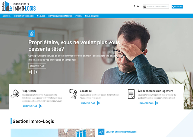 Gestion Immo-Logis